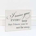 9x7x1.5 wood sign (MSS YOU) wh/bk
