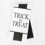 15x24 dish towel (TRK TRT) wh/bk