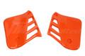 Radiator Shrouds 85-87 CR250 Gloss Flash Red