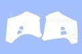 Radiator Shrouds 87-88 Husky White