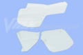 Side Panel Set 84-85 YZ125 Semi Gloss White (3piece set)