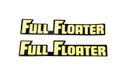 "Swing Arm Decals 81-83 RM 82-84 PE ""FULL FLOATER"" (2)"