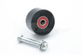 Chain Roller 43mm x 24mm wide, M8 bolt