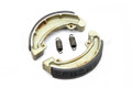 Brake Shoe Set Front 81 CR250/450, 82 CR480, 81-83 XR250, 81 XR500