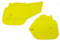 Side Panel Set 84-85 RM125/250 Semi-Gloss Yellow