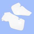 Side Panel set 86-90 YZ125/250 86-88, YZ490 86-90 Semi Gloss White