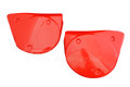 Side Panel Set 76-77 Maico Semi-Gloss Red