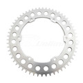 Sprocket Rear 68-80 Maico 58T Silver 8mm Mounting Holes