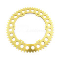 Sprocket Rear 68-80 Maico 56T Gold 8mm Mounting Holes