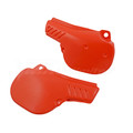 Side Panel Set 83 CR250/480 Flash Red Semi Gloss
