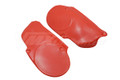"Side Panel set Maico 79 ""M ROBERT"" OEM Red"