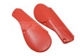 Side Panel set Maico 82 Semi Gloss OEM Red