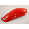 Rear Fender 88-89 CR125/250/500 Fighting Red (UFO)