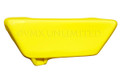 Side Panel 74-77 TY250 Yellow