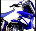 YZF/WRF 250/450 2003-2005 Fuel Tank Blue
