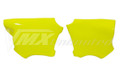 Side Panel Set 76-78 RM Works Syle Gloss Yellow