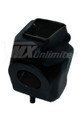 Air Box Maico 76-77 Up Pipe Black