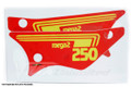 "Side Panel Decal Set 81 Maico ""Mega 250"""