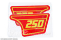 Side Panel Decal Set 84 Maico 250 MXM
