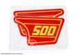 Side Panel Decal Set 84 Maico 500 MXM