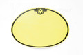Number Plate Decal Maico Oval Yellow