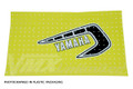 Tank Decal Set 81 YZ USA Self Cut Perforated with logo MXM