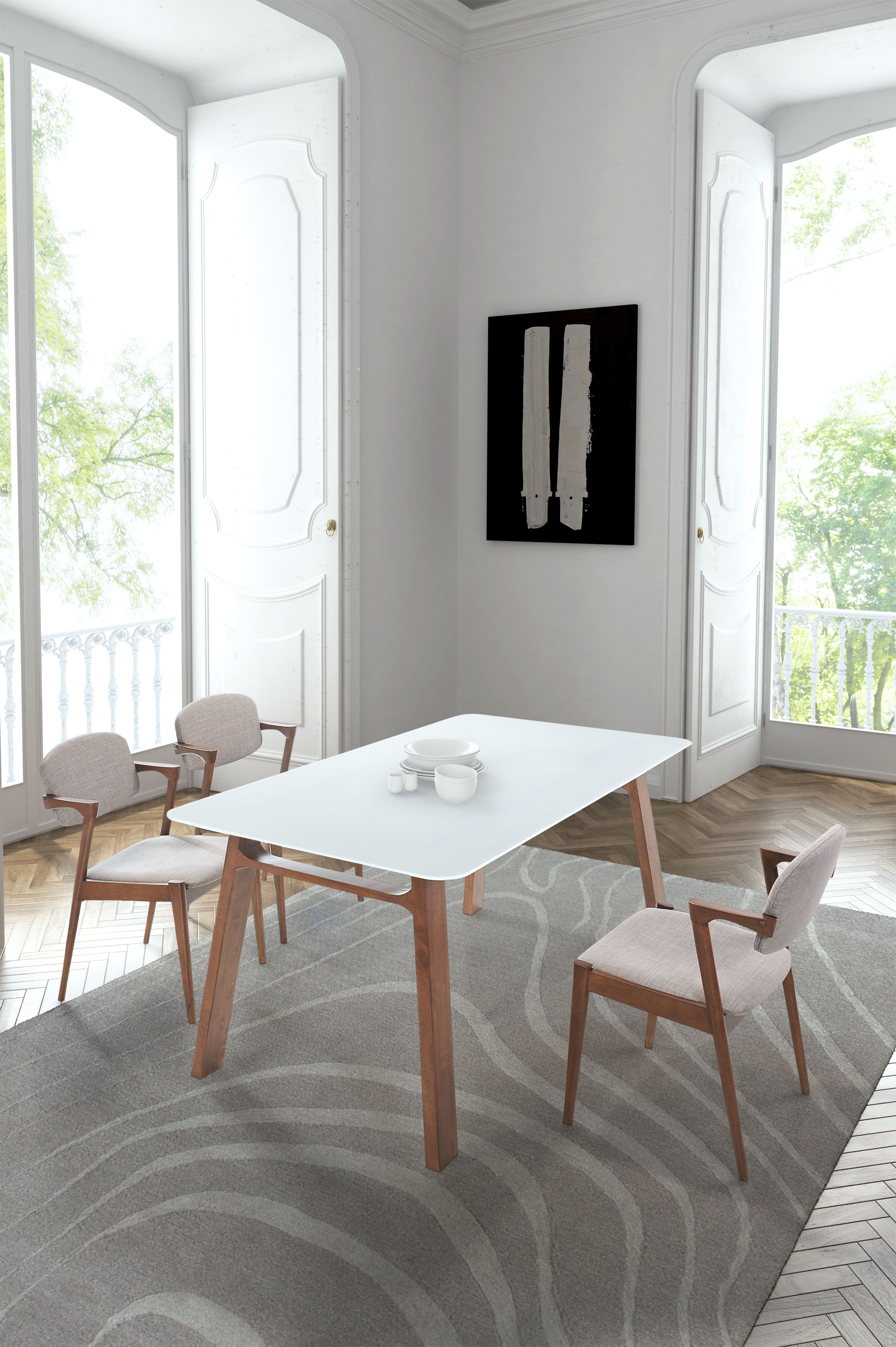 Zuo Modern Coconut Grove Dining Chair