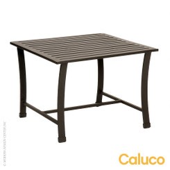 Caluco San Michelle Square End Table