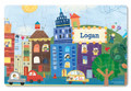 Cars and Vehicles Personalized Puzzle