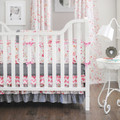 Floral Crib Bedding Primrose Lane Baby Bedding