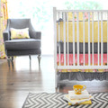 Lemon Drop Baby Bedding