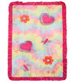 Love Bug Appliqu Blanket