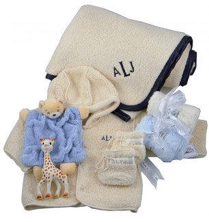 Luxury and Personalized Baby Gift Set