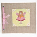 Fairy Baby Memory Book Cover