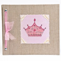 Princess Baby Memory Book