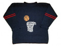 Personalized Basketball Varsity Pullover
