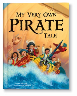 My Very Own Pirate Tale Storybook