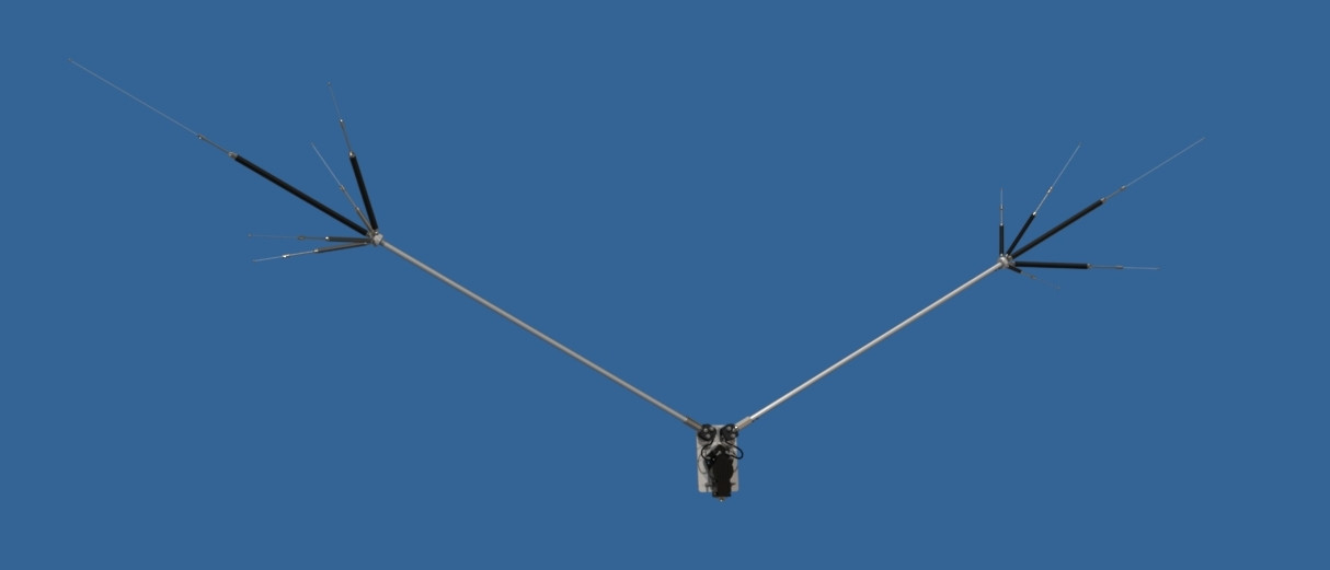 Comet CHV-5X Rotatable Dipole