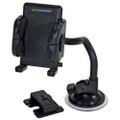 Bracketron PHW-203-BL Grip-iT Quick Lock & Release Windshield Mount