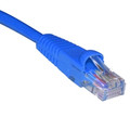 Cat5e Ethernet Patch Cable, 1ft (Blue)