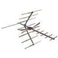 DigiTenna® DUV-F Fringe Antenna VHF Hi-Band/UHF, 0-50+ Miles