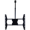 Royal Mounts™ Full Motion Sloped-Ceiling Mount for Flat Panel TV's 23-63in. (Black)