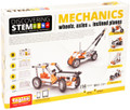 STEM Mechanics: Wheels, Axles & Inclined Planes