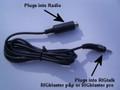 CATMINI/CBL -- YAESU TTL CAT RIG CONTROL CABLE
