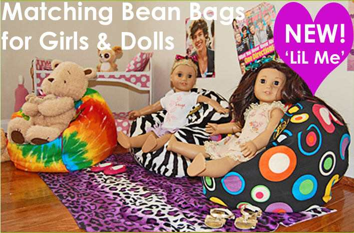 Get matching chairs for your daughters and their dolls!
