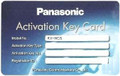 PANASONIC KX-NCS4208 TDE 8-Channel IP-Softphone/PT License -RFA, Part No# KX-NCS4208