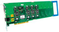 MultiTech Multiport Analog Modem Card Part# ISI9234PCIE/4