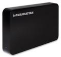"INTELLINET/Manhattan  130295 Drive Enclosure SuperSpeed USB, SATA, 3.5"", Part# 130295"