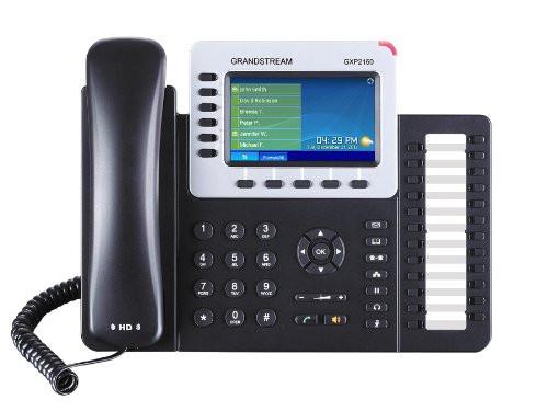 Grandstream GXP2160 6-Line VoIP Phone, Part# GXP2160
