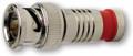Platinum Tools BNC-Type Nickel SealSmart Coaxial Compression Connectors